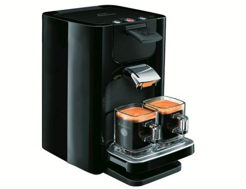 philips senseo quadrante hd7860 60 coffee pod system 49. Black Bedroom Furniture Sets. Home Design Ideas