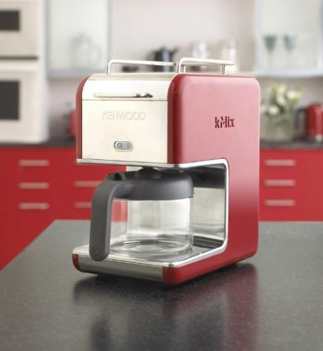 Be Quick!!!Kenwood CM021 Kmix Coffee Machine Red @ Sainsbury s online WAS L71.46 - HotUKDeals
