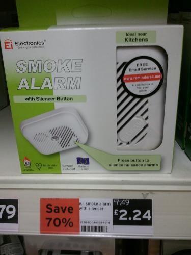 ei electronics smoke alarm manual