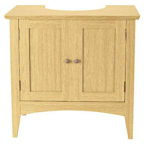 Portico Light Wood Under Sink Cabinet @ Tesco Online £36.67 Was £55.00