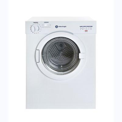 compact tumble dryer white knight cl300 white 3kg vented. Black Bedroom Furniture Sets. Home Design Ideas