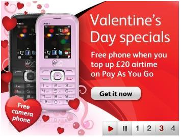 Virgin mobile phone hook up