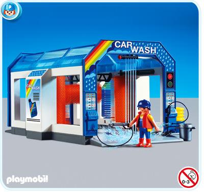 Amazon Car Wash Toy
