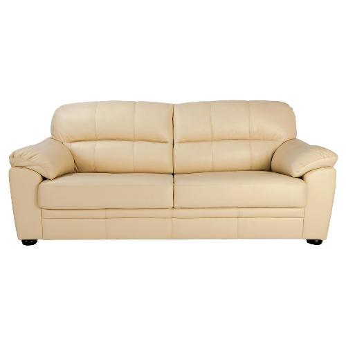 tesco direct valencia large leather sofa was 450 now hotukdeals. Black Bedroom Furniture Sets. Home Design Ideas