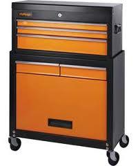 challenge 5 drawer mechanics tool chest and cabinet. Black Bedroom Furniture Sets. Home Design Ideas