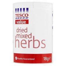 tesco mixed herbs
