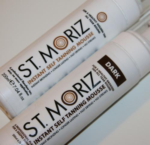 st moriz self tanning mousse savers hotukdeals. Black Bedroom Furniture Sets. Home Design Ideas
