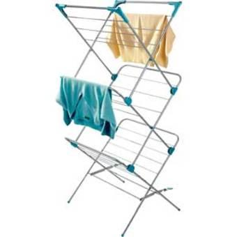 three tier indoor clothes airer 5 off the normal price. Black Bedroom Furniture Sets. Home Design Ideas