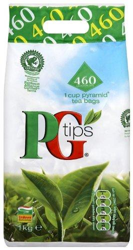 pg tips 1 cup catering teabags 460 teabags tea bag amazon hotukdeals. Black Bedroom Furniture Sets. Home Design Ideas