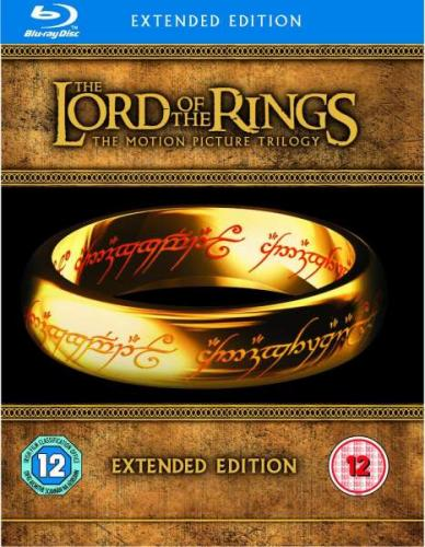 Lord Of The Rings Extended Blu Ray Cheapest
