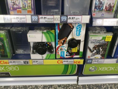 Xbox 360 deals tesco