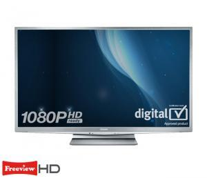 toshiba regza 40 inch led tv 1080p hd ready freeview hd with bbc iplayer and apps. Black Bedroom Furniture Sets. Home Design Ideas