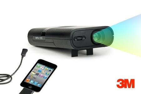3m pocket projector from on groupon hotukdeals for Miroir pocket projector review