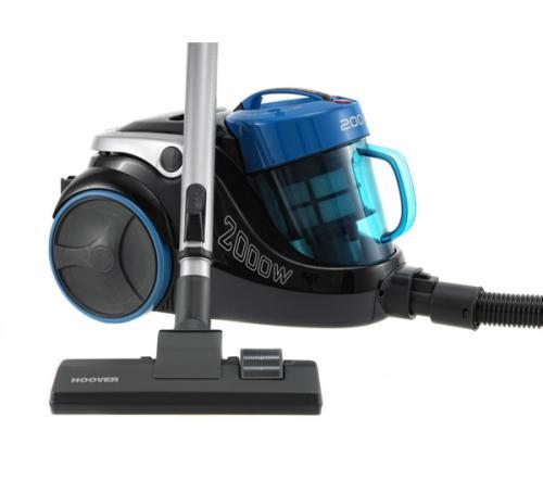 hoover tsp2004 spirit cylinder bagless vacuum cleaner. Black Bedroom Furniture Sets. Home Design Ideas