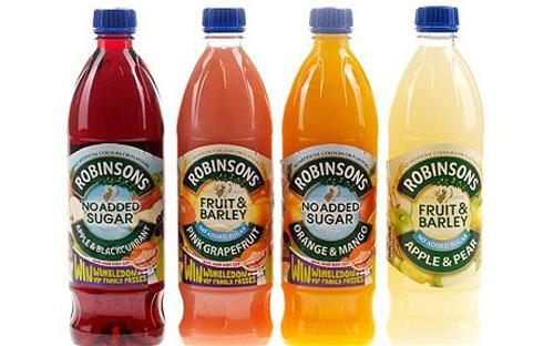 Robinsons Various Dilute Juices (1 Litre) - 69p ...