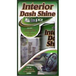 Car Pride Interior Dash Shine All In 1 Kit Sponge And Spray Instore Poundland For Just 1