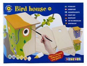 Build Your Own Birdhouse Kit Delivered Clas