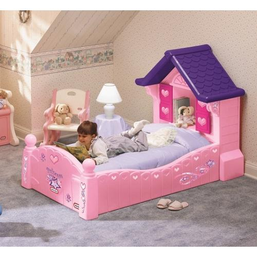 Toddler Bed Offers: Little Tikes Princess Cozy Cottage Toddler Bed