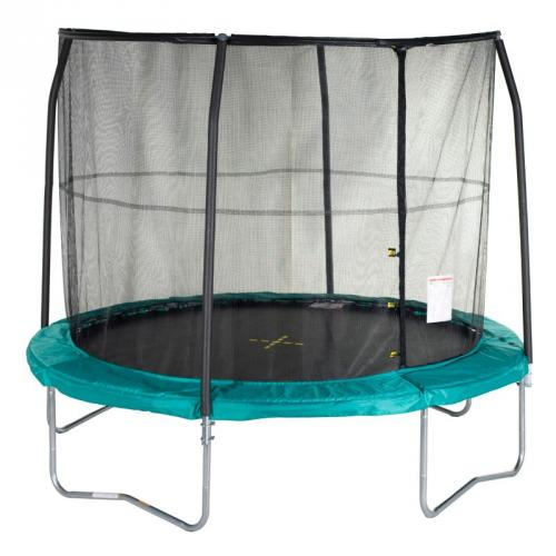 JumpKing 10ft Trampoline With Enclosure For £99.00 @ Asda