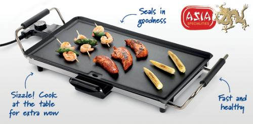 teppanyaki grill aldi from 26th july hotukdeals. Black Bedroom Furniture Sets. Home Design Ideas