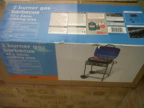 asda 2 burner gas bbq 17 instore or 7 if you 39 re lucky. Black Bedroom Furniture Sets. Home Design Ideas
