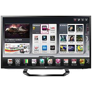 argos lg lm620t 42 inch full hd freeview hd 3d smart led. Black Bedroom Furniture Sets. Home Design Ideas