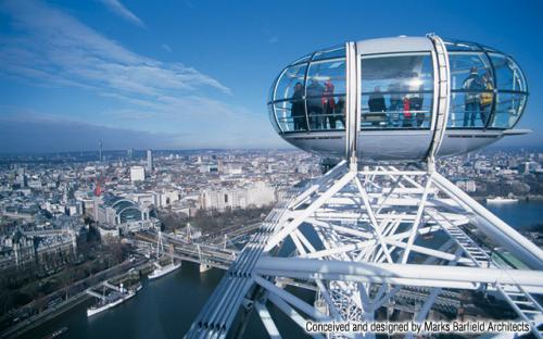 Up to 15% Off Online Bookings at London Eye