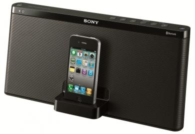 Sony RDPX60iPB Speaker Dock for iPod and iPhone £37.49 ...