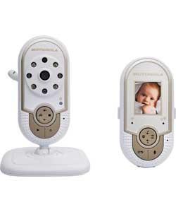 motorola mbp28 digital video baby monitor at argos using code 24073 at the till free. Black Bedroom Furniture Sets. Home Design Ideas