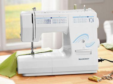 SilverCrest 33 Stitch Sewing Machine including 3 Year