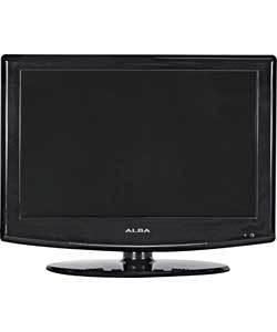 alba 16 inch hd ready lcd tv dvd combi argos ebay hotukdeals. Black Bedroom Furniture Sets. Home Design Ideas