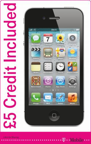 Iphone 5 deals uk pay as you go