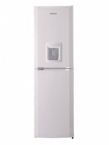 beko cfd5834apw 55 cm frost free fridge freezer 299. Black Bedroom Furniture Sets. Home Design Ideas