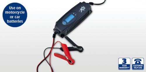 aldi 12v 6v battery charger 4th october hotukdeals. Black Bedroom Furniture Sets. Home Design Ideas