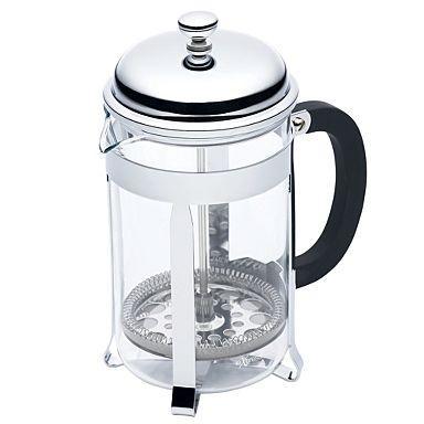 Italian Glass Coffee Maker : Kitchencraft Borasilic Glass 6 Cup Italian Coffee Maker at Debenhams, Was ?20 now ?5.70 (with ...