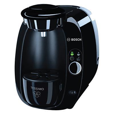 Bosch TAS2002GB Tassimo T20 Coffee Machine, Black, ?49.95 John Lewis - HotUKDeals