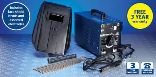 160 amp turbo fan cooled arc welder instore only. Black Bedroom Furniture Sets. Home Design Ideas