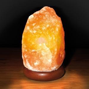 Natural Salt Lamp was ?24.99 now ?7.26 (P+P ?3.95) Ideal Thrift Xmas Pressie! - HotUKDeals