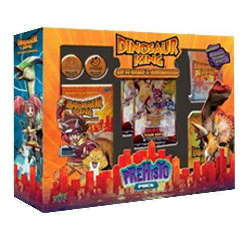 Dinosaur King Toys : Dinosaur king prehistoric battle pack poundland for £