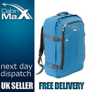 ebay cabin max 44l flight approved rucksack. Black Bedroom Furniture Sets. Home Design Ideas