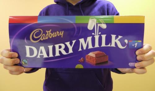 Cadbury Dairy Milk Chocolate Bar Kg