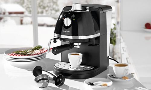 silvercrest espressomachine met melkopschuimer review huishoudelijke apparaten voor thuis. Black Bedroom Furniture Sets. Home Design Ideas