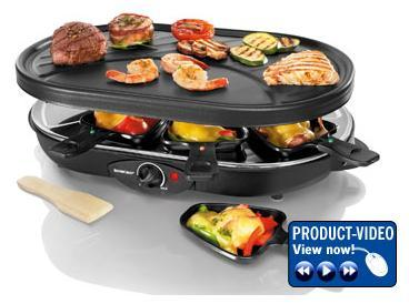 Raclette gril lidl
