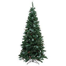 7ft Tesco Christmas Tree - Half price at £50. - HotUKDeals