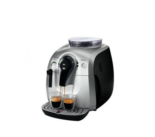PHILIPS Saeco Bean to cup HD8745/18 XSmall Class Espresso Machine - Black & Silver Currys - ?199 ...