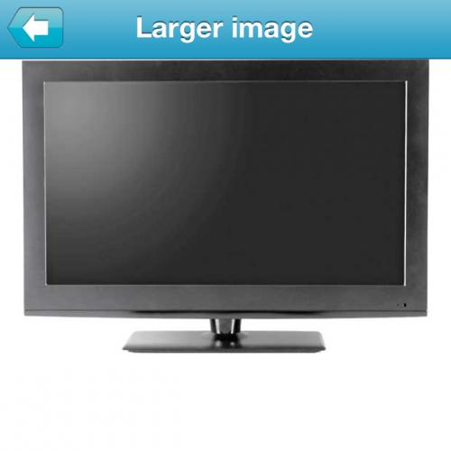 bush 24 inch full hd 1080p led tv dvd combi titanium at argos hotukdeals. Black Bedroom Furniture Sets. Home Design Ideas
