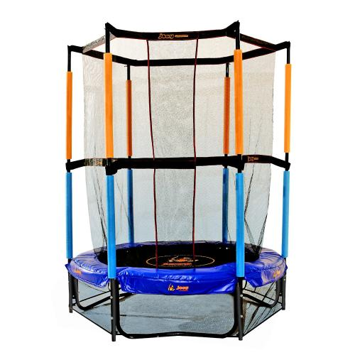 trampoline jump in 140 cm with jumpingmat for rebounding. Black Bedroom Furniture Sets. Home Design Ideas