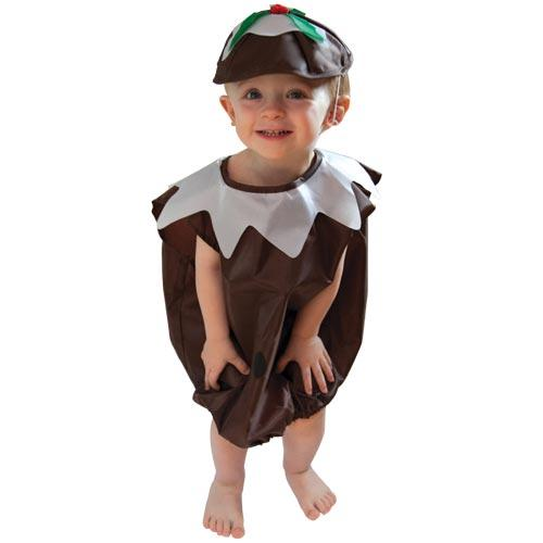 Kids Christmas Pudding Outfit Only A 163 1 00 At Poundland