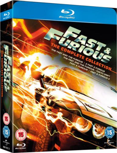 fast and furious 1 5 blu ray with code vcukz10 zavvi hotukdeals. Black Bedroom Furniture Sets. Home Design Ideas
