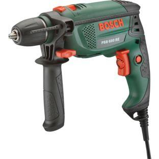 bosch psb corded hammer drill 650w was now 31. Black Bedroom Furniture Sets. Home Design Ideas